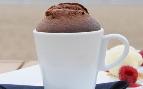 Chocolade Souffle Bries Noordwijk
