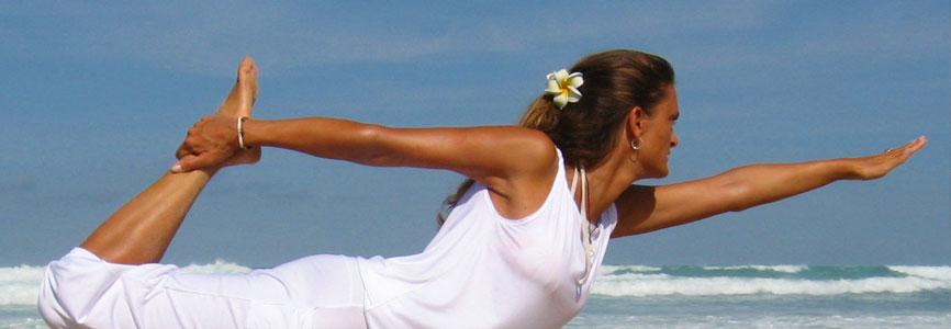 Yoga Beach Noordwijk